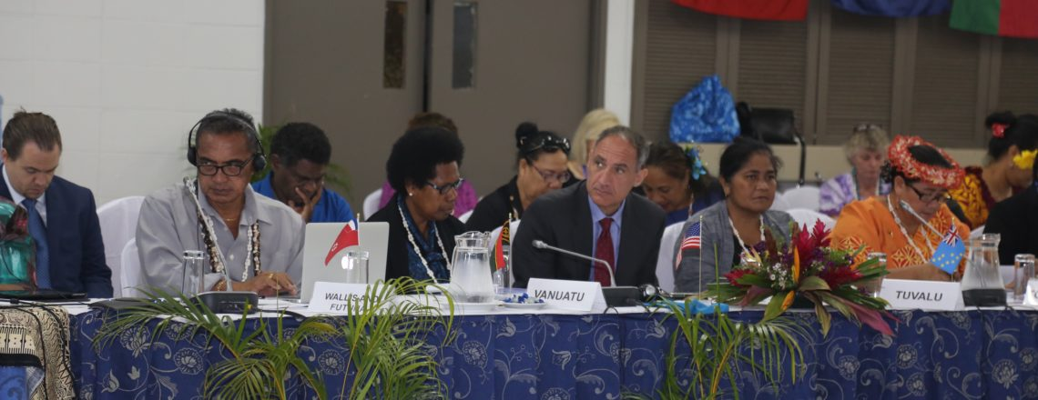 United States Committed to Advancing Gender Equality in the Pacific Islands